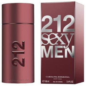 212 Sexy Men EDT 100ml - Masculino