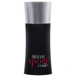 Armani Code Sport EDT 75ml - Masculino
