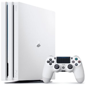 CONSOLE SONY PLAYSTATION 4 PRO BRANCO