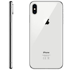 Apple iPhone Xs Prata 256GB