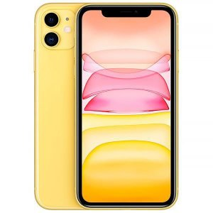Apple iPhone 11 Amarelo 128GB