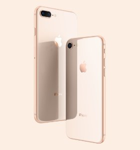 Iphone 8 64GB Dourado VITRINE