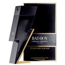 Bad Boy Carolina Herrera 100Ml EDP Masculino