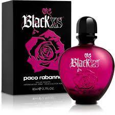Black XS Paco Rabanne 80ML Feminino
