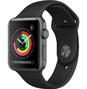 Apple Watch Serie 3 42mm PRETO