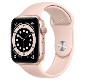 Apple Watch Serie 6 44mm ROSE