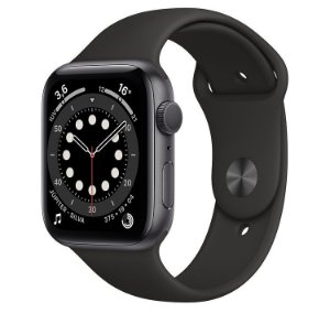 Apple Watch Serie 6 44mm PRETO