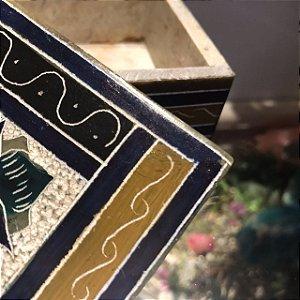 Caixinha de Pedra Sabão - Bento Rodrigues