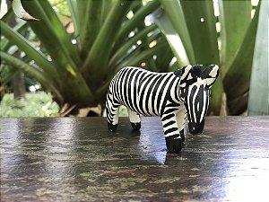 Zebrinha de Madeira