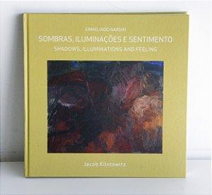 """Livro de Arte """"Sombras, Iluminações e Sentimentos"""" de Jacob Klintowitz"""