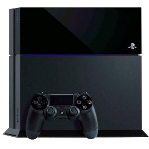 Vídeo game Sony Playstation 4 com Controle Wireless