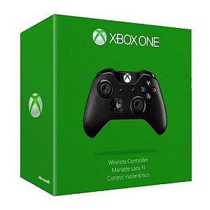 Controle para Vídeo Game Xbox One Microsoft