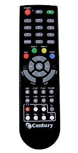 Controle para Receptor Digital Midiabox Century