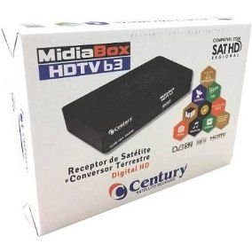 Receptor Digital MidiaBox HDTV sat hd b3