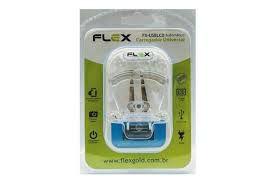 Carregador Universal Autom,atico  FLEX para Celular e Smartphone e Câmeras