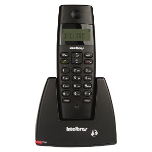 TELEFONE FIXO SEM FIO COM IDENTIFICADOR INTELBRAS TS 40 ID