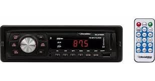Auto Radio Roadstar SD/USB/MP3 Player e Radio FM RS-2708BR