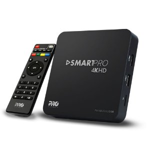 SmartBox Proeletronic prosb-2000/ 2gb wifi 4k 2gb tvbox