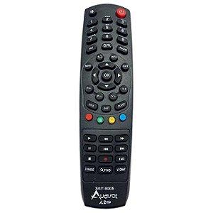 Controle Receptor Audisat Sky-9005