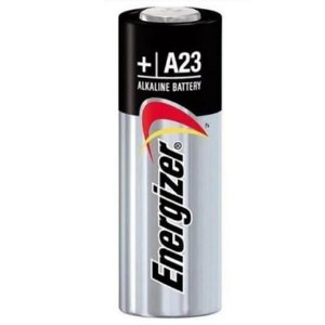 Bateria Energizer MAX.12V A23BP5 para Controle de Portão Eletrônico
