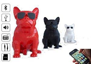 Caixa De Som Amplificada Modelo Cachorrinho Super Potente