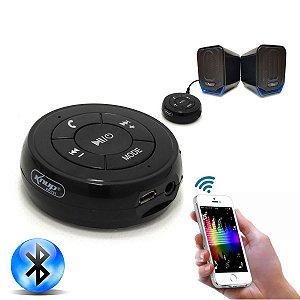 Receptor Bluetooth Som P2 Usb Microfone Atende Ligação
