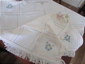 Manta de lã importada