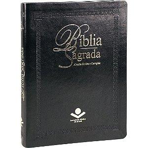 Bíblia Sagrada de Pulpito - RC - Preta