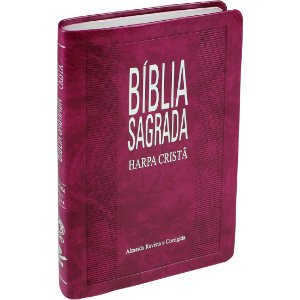 Bíblia Sagrada com Harpa Cristã