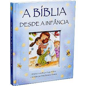 A Bíblia Desde a Infância - Azul