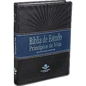 BÍBLIA DE ESTUDO PRINCÍPIOS DE VIDA | RA