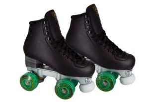 Patins Rye Amazon Xtreme - Preto