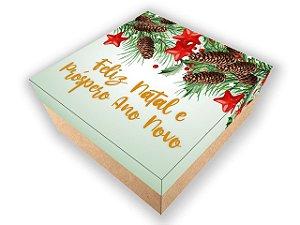 Festa na Caixa - Feliz Natal e Próspero Ano Novo
