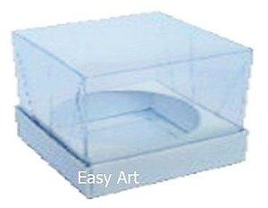 Caixa para Esferas de Sabonete 7,5x7,5x7,5 - Branco