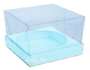 Caixa para Esferas de Sabonete - Verde Claro