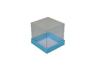 Caixinhas para Mini Bolos - 6x6x6