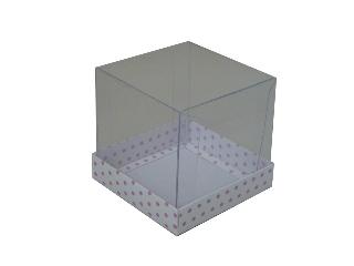 Caixinhas para Mini Bolos - 8x8x8