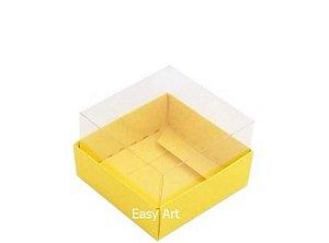 Caixinha para Bem Casados - Amarelo