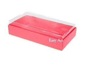 Caixinha para 1 Sabonete / Bijuterias - Vermelho