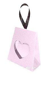 Caixinha Coração - Rosa Claro