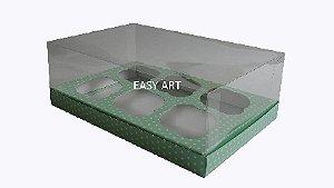 Caixas Especiais para Mini Cupcakes - 17x11,5x6