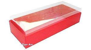 Caixa para 8 Brigadeiros - Vermelho