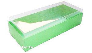 Caixa para 8 Brigadeiros - Verde Pistache