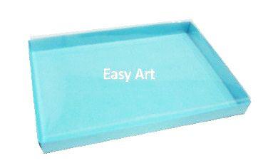 Caixas para Convites - Azul Tiffany