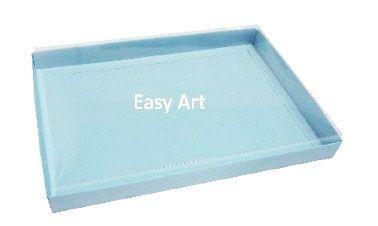 Caixas para Convites - Azul Claro