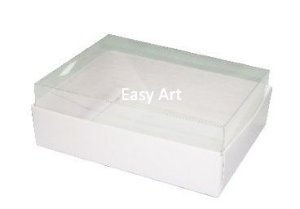 Caixas para 12 Mini Doces / Branco