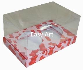 Caixas Especiais para Cupcakes - 17,5x11x9