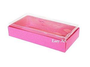 Caixinha para 1 Sabonete / Bijuterias - Pink