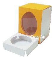 Caixas para Ovos de 250g de Pé - Pcte com 10 Unidades