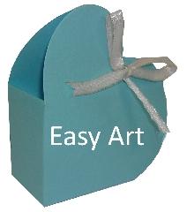 Embalagem - Coração - 5,5x4x4,5